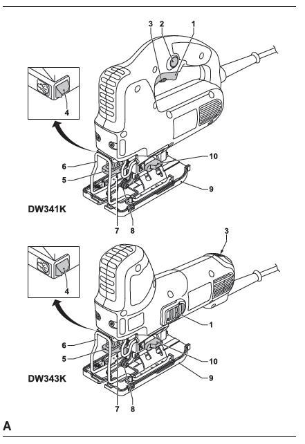 DW341 / DW343