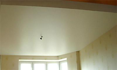 Натяжные потолочные панели Slight Panel Mattfolie (gepragt)