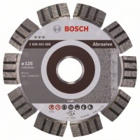 Алмазный диск Best for Abrasive125-22,23 - 2608602680