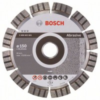 Алмазный диск Best for Abrasive150-22,23 - 2608602681