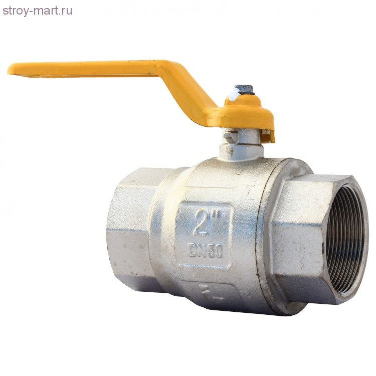 кран шаровой газ 50