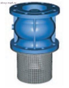 Клапан TECOFI обратный Ду 65